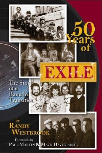 Exile book 50 Years of Exile