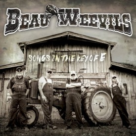 Beau Weevils Songs In The Key of E album