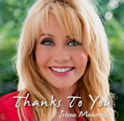 Strictly Country Magazine Irlene Mandrell Thanks To You album
