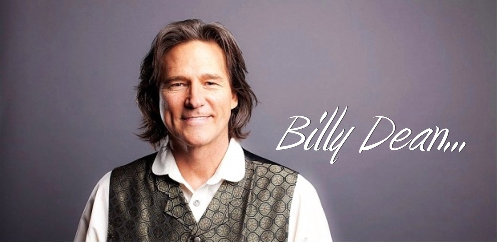 Strictly Country Magazine's Billy Dean Title