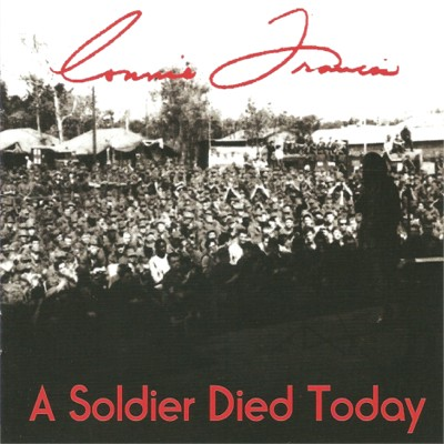 Connie Francis A Soldier Died Today album