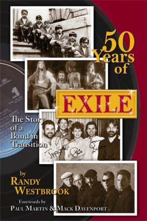 Exile 50 Years book