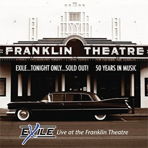 Exile Live At The Franklin Theatre album