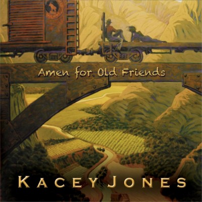 Kacey Jones Amen To Old Friends album