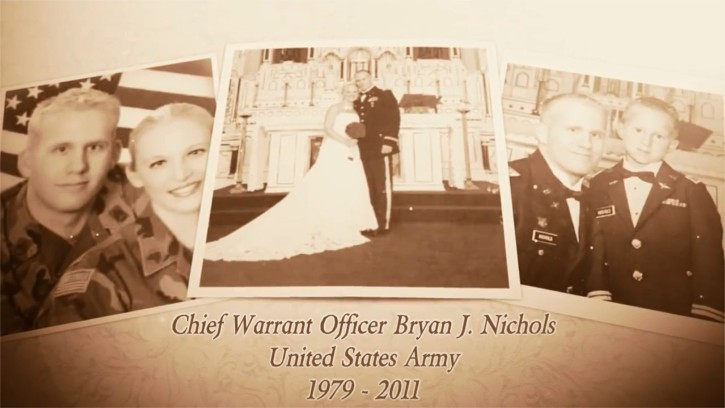 Chief Warrant Officer Bryan J. Nichols