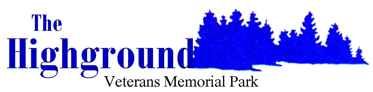 The Highground Veterans Memorial Park logo