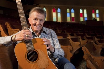 Bill Anderson at the Ryman