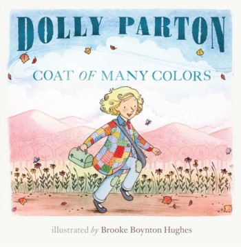 Dolly Parton Coat of Many Colors book