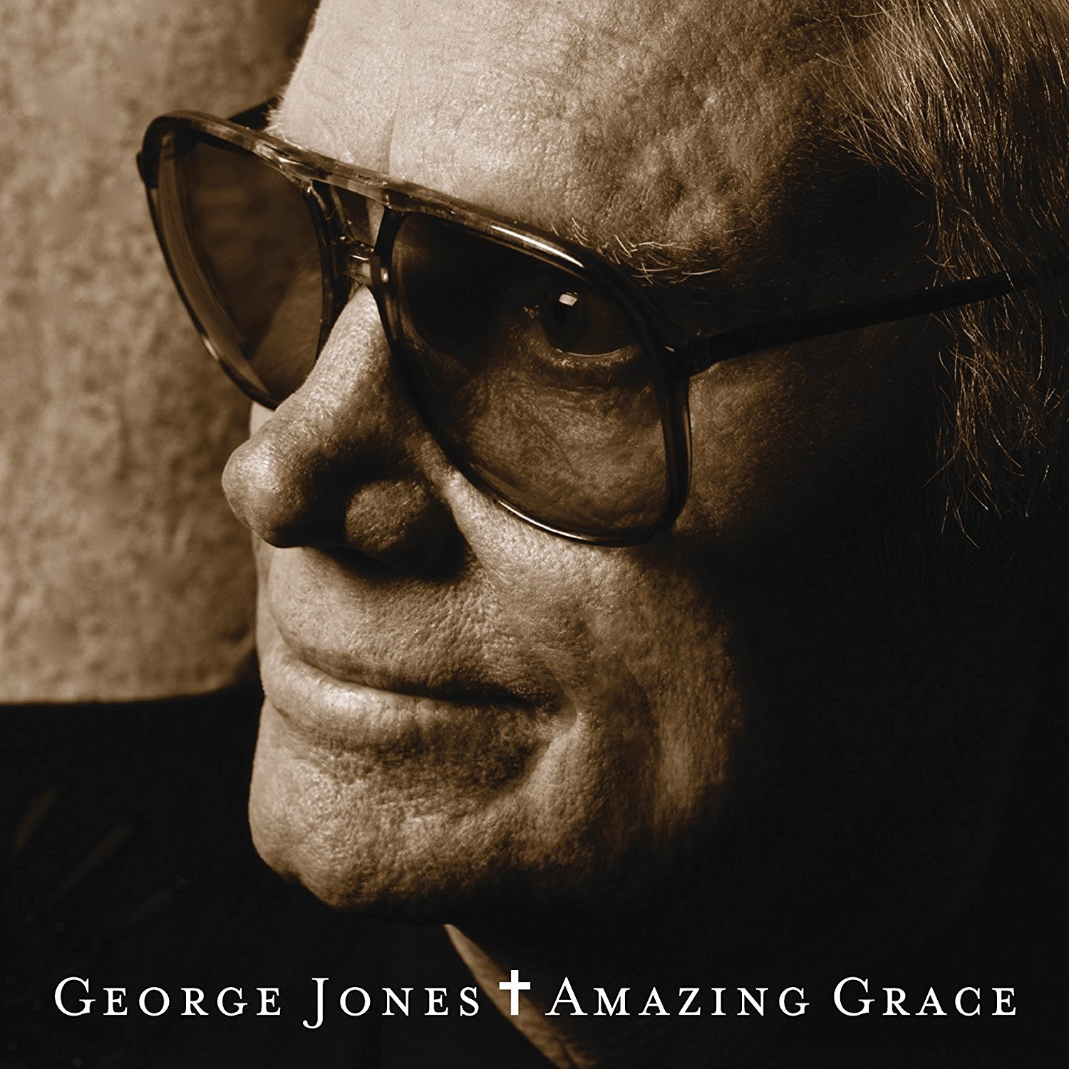 George Jones Amazing Grace album