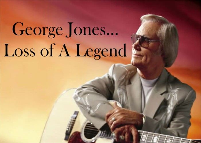 George Jones headline