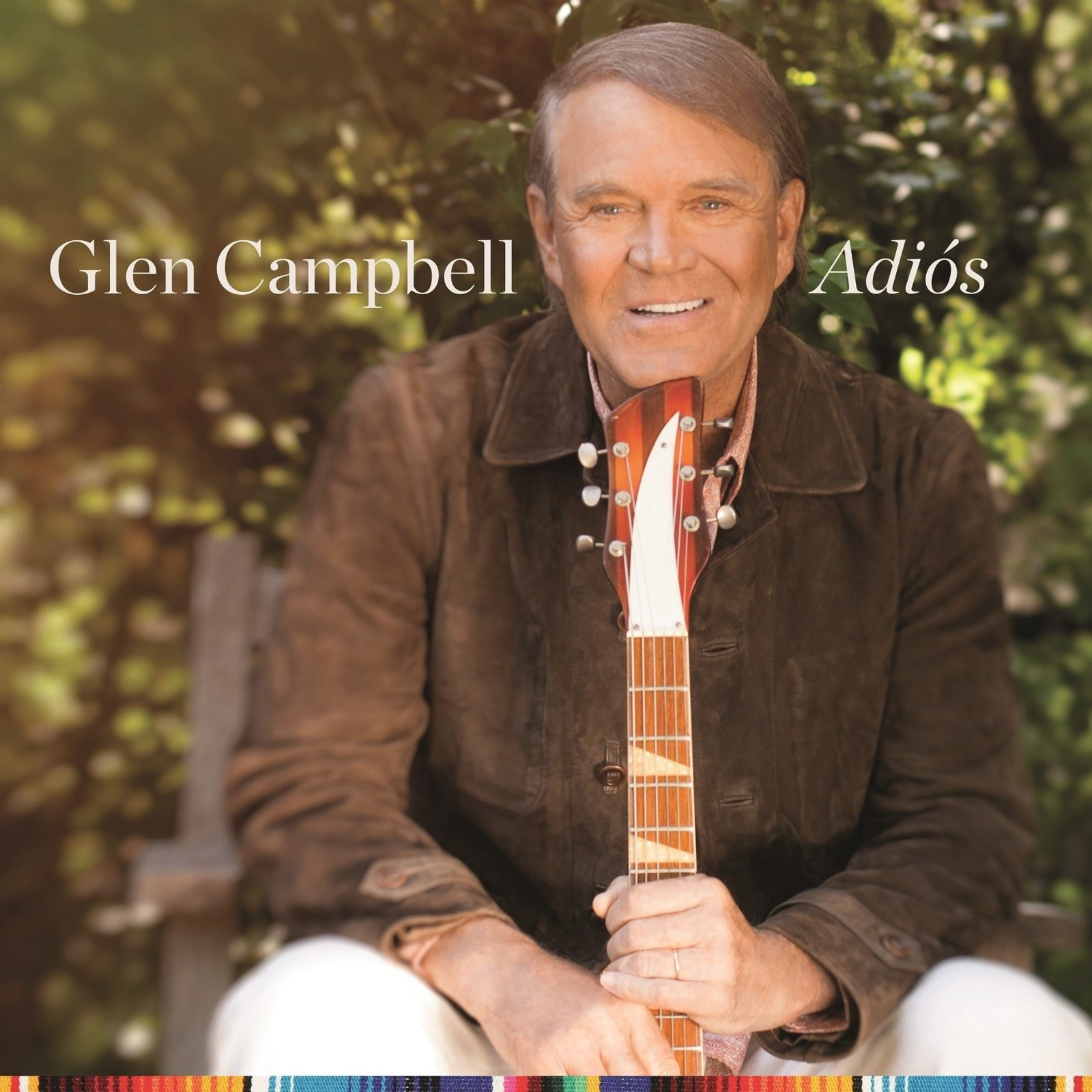 Click on image to purchase Glen Campbell's last album adios