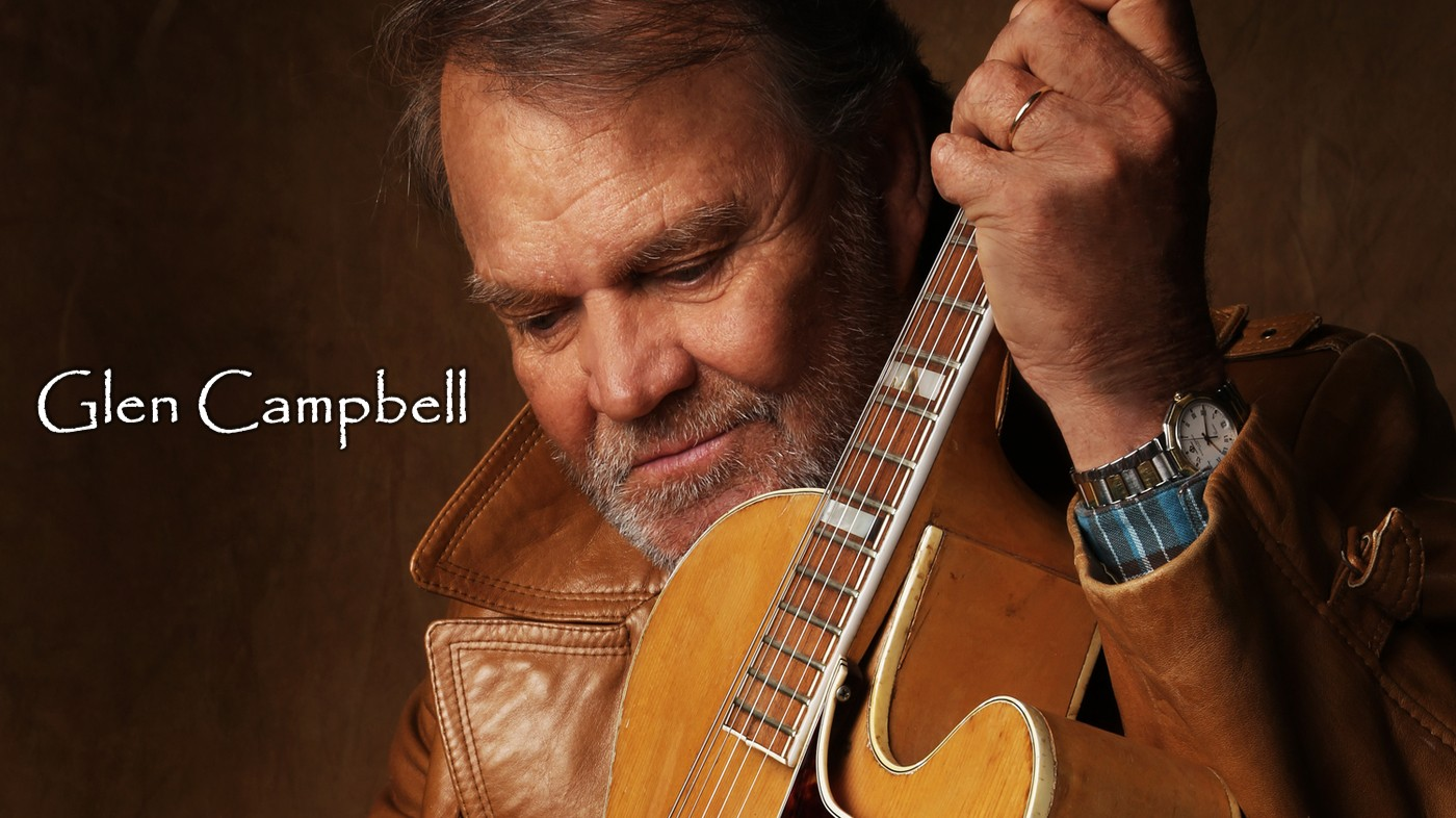 Strictly Country Magazine Glen Campbell title