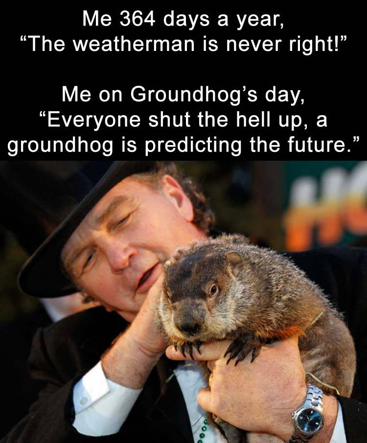 Strictly Country - A Norhwoods Country Groundhog Day pic1