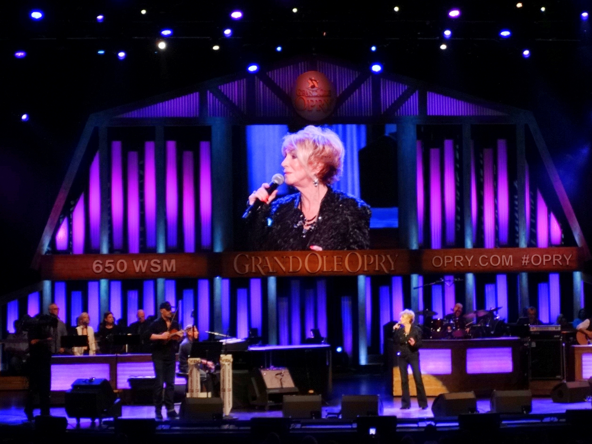 Strictly Country magazine Jeannie Seely on the Opry