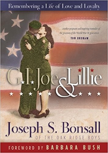 Joe Bonsall - GI Joe & Lillie Book