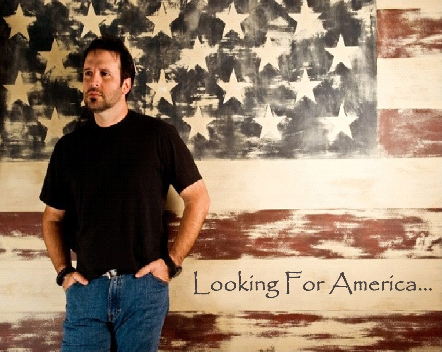Mark Willis Looking For America headline
