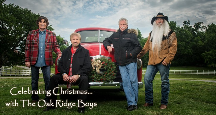 The Oak Ridge Boys Christmas headline