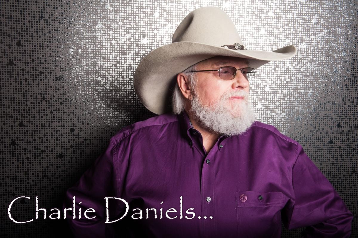Strictly Country Magazine Charlie Daniels Title