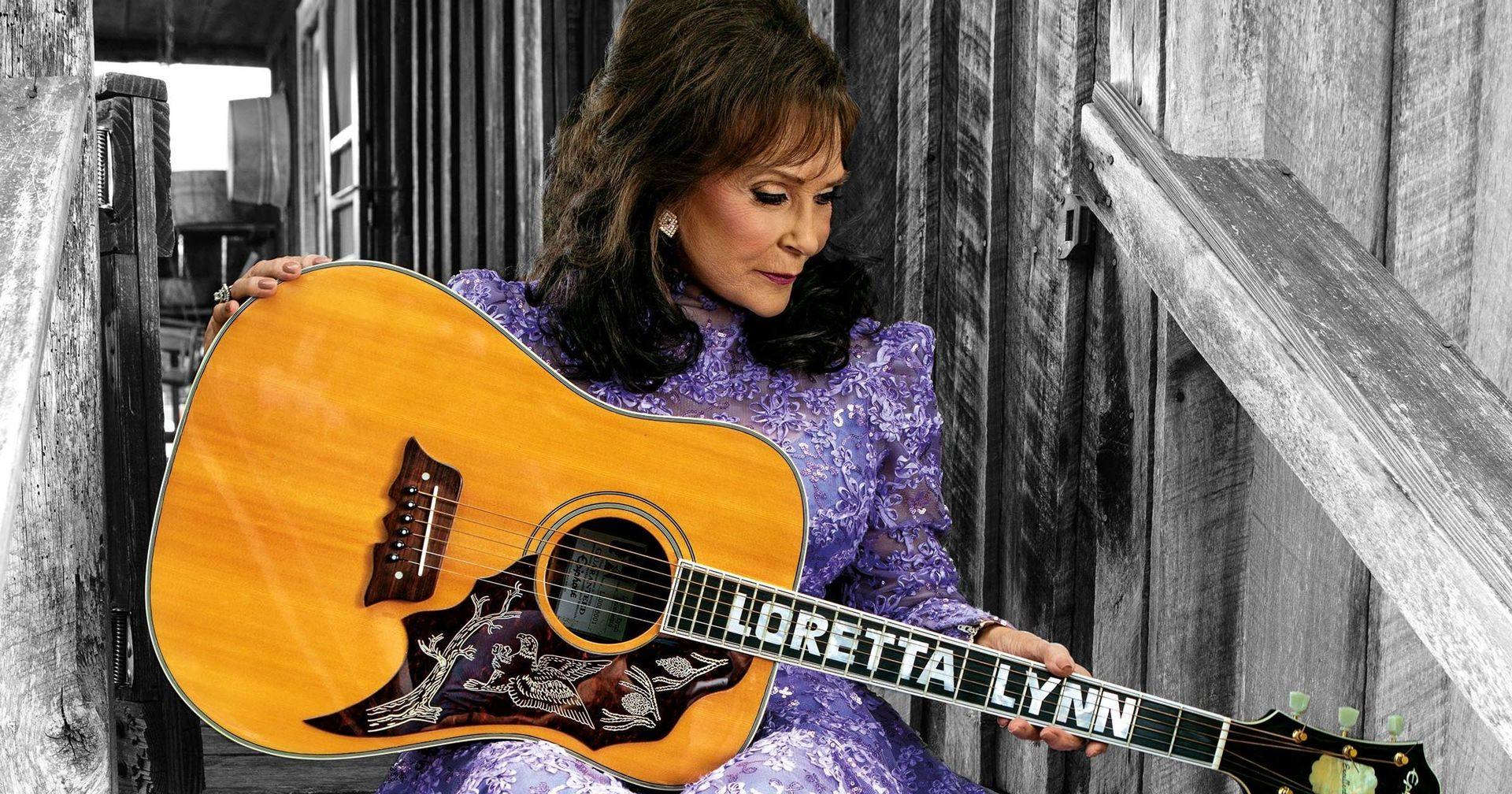 Strictly Country Magazine Loretta Lynn title