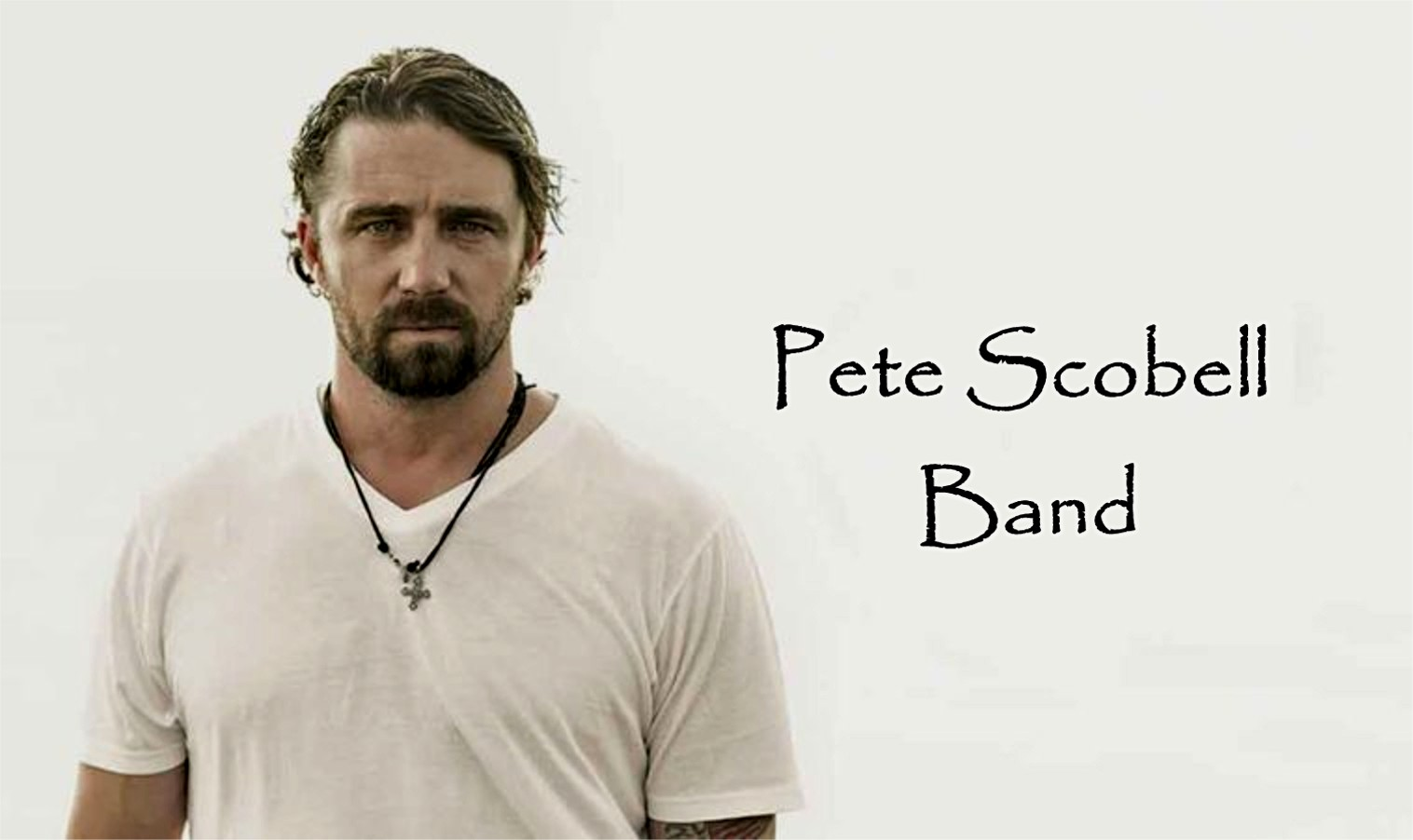Strictly Country Pete Scobell Band title