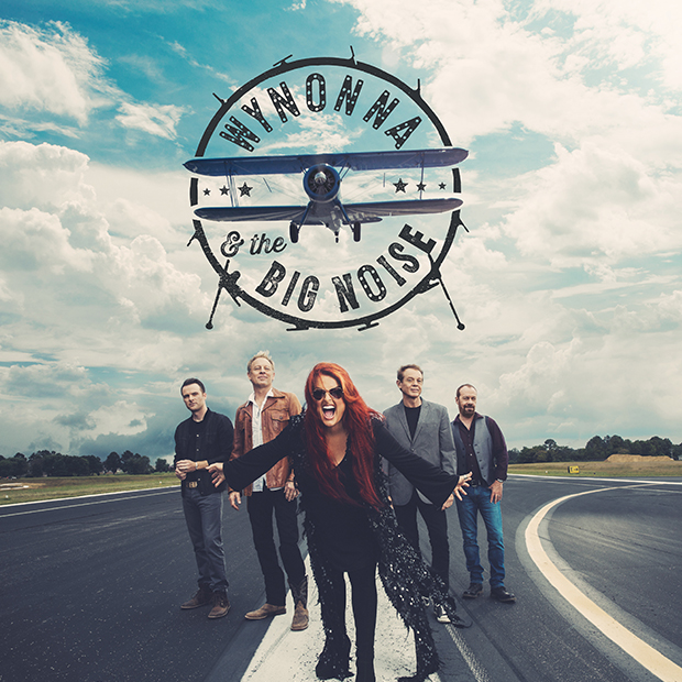 Click on the image to purchase Wynonna Judd & The Big Noise album