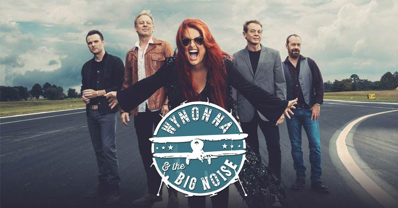 Strictly Country Wynonna Judd And The Big Noise title