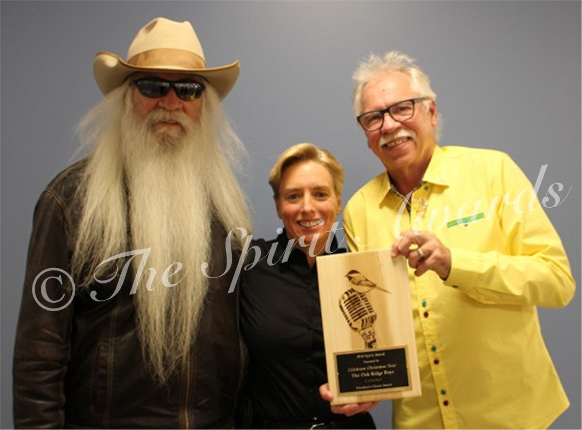 Strictly Country 2018 Spirit Awards - The Oak Ridge Boys