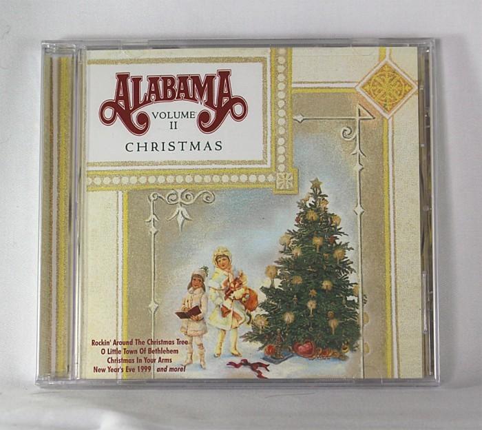 "Alabama - CD ""Christmas Volume II"""