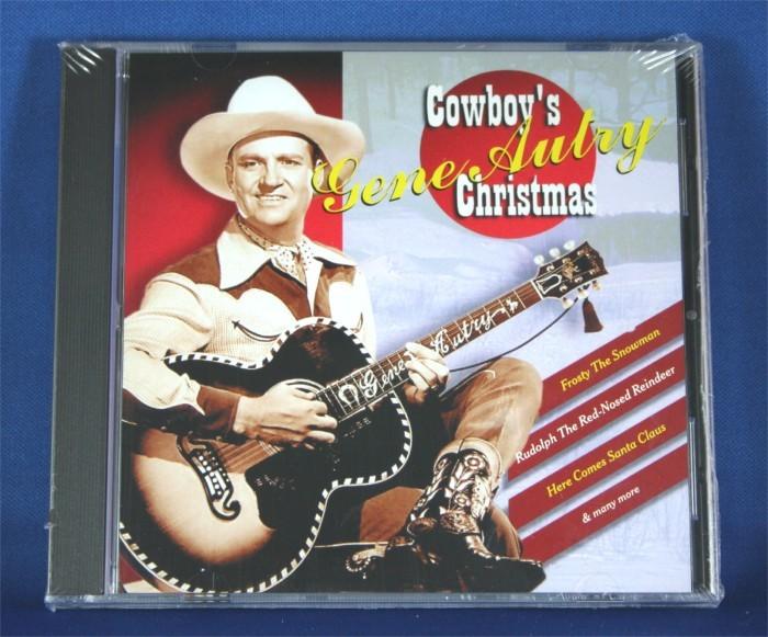 "Gene Autry - CD ""Cowboy's Christmas"""