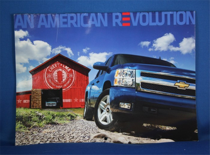 CMA - 2008 promo calendar
