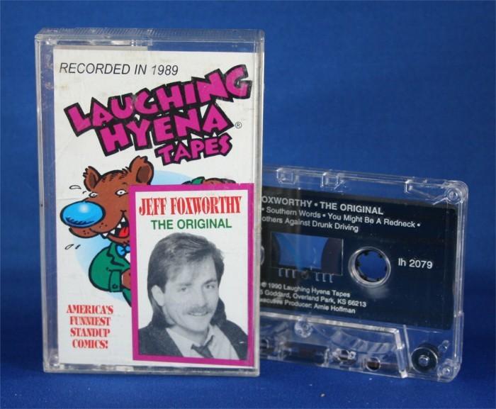 "Jeff Foxworthy - cassette ""The Orginal"""