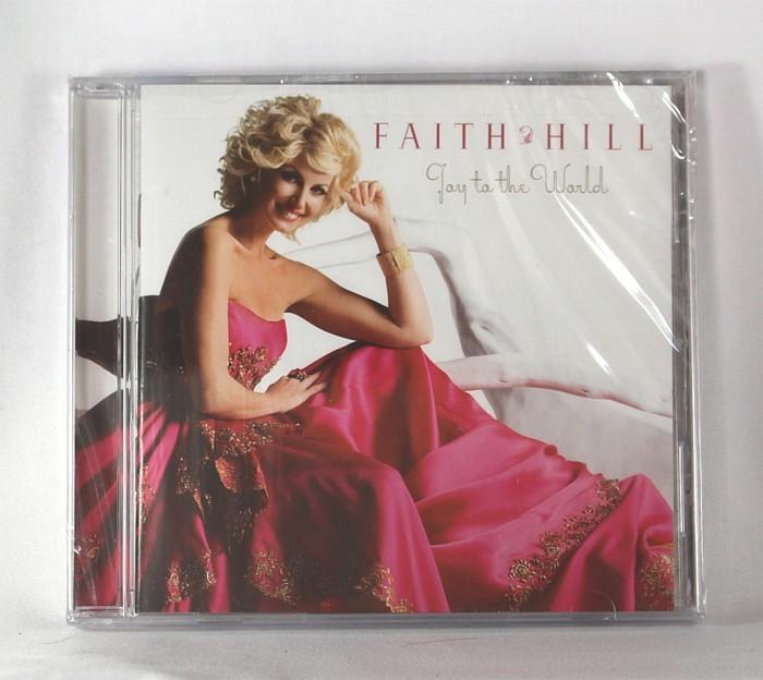 """Faith Hill - CD """"Joy To The World"""""""