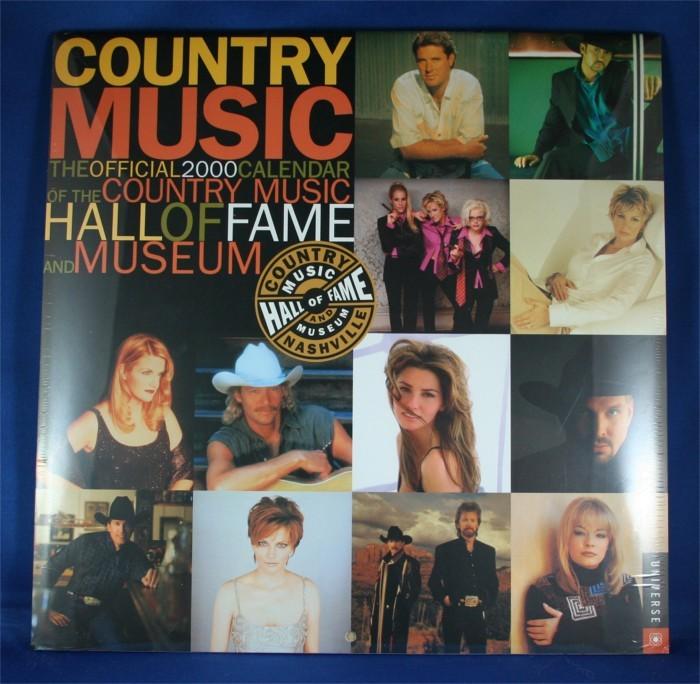 Hall of Fame - 2000 calendar