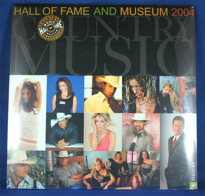 Hall of Fame - 2004 Calendar
