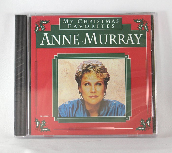 "Anne Murray - CD ""My Christmas Favorites"""