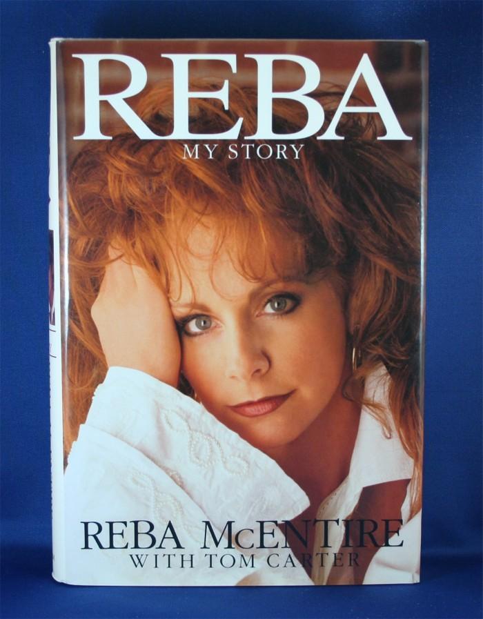 """Reba McEntire - book """"Reba: My Story"""""""