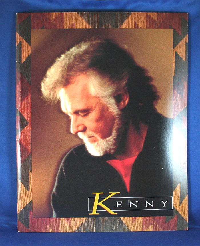 Kenny Rogers - 1993 Tour Book