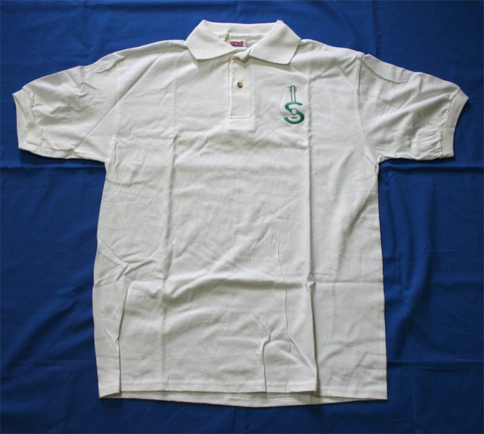 Strictly Country - shirt medium golf (teal)