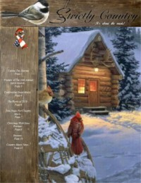 Strictly Country Magazine - Volume 18 Issue 1