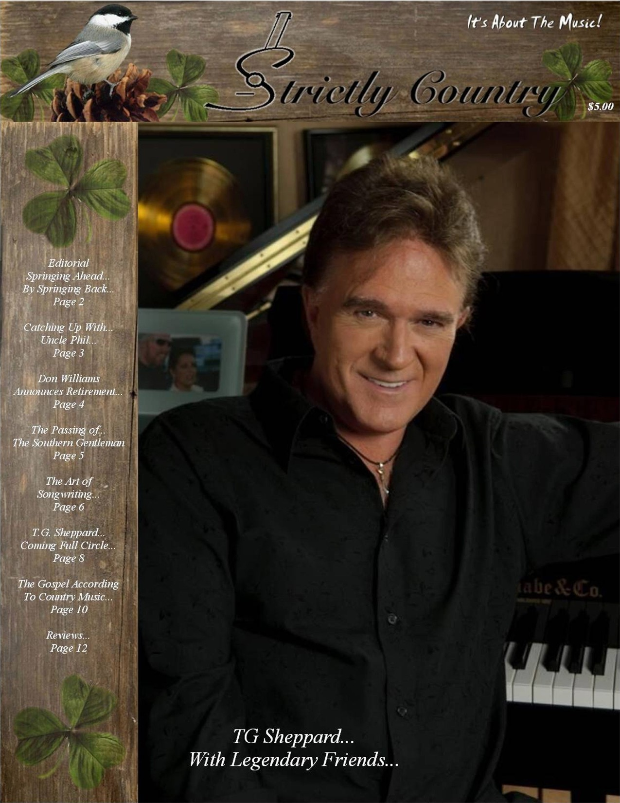 Strictly Country Magazine - Volume 23 Issue 2