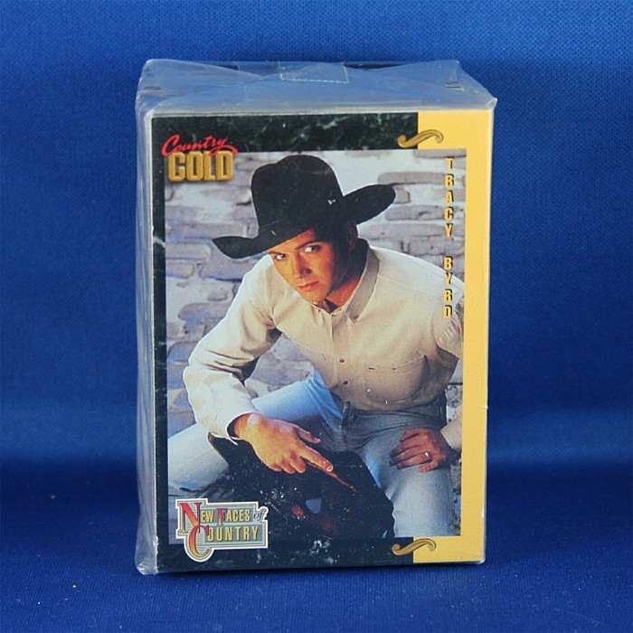 "Various Artists - trading cards 1993 ""CMA Country Gold"""