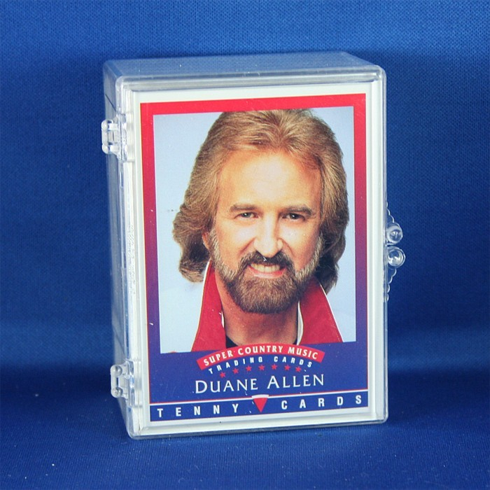 "Various Artists - trading cards ""Tenny Super Country Music"""