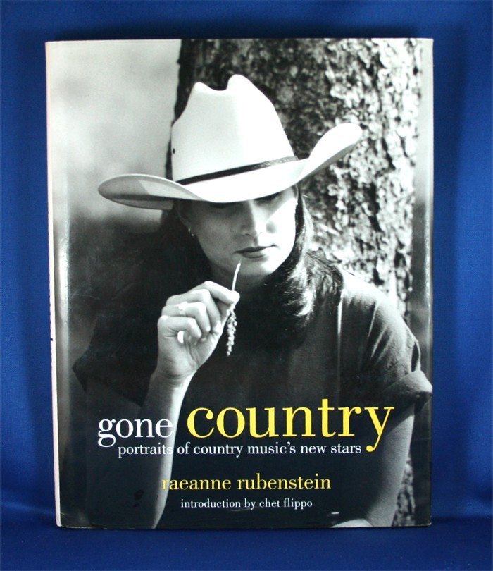 "Various Artists - book ""Gone Country"" by Raeanne Rubenstein"