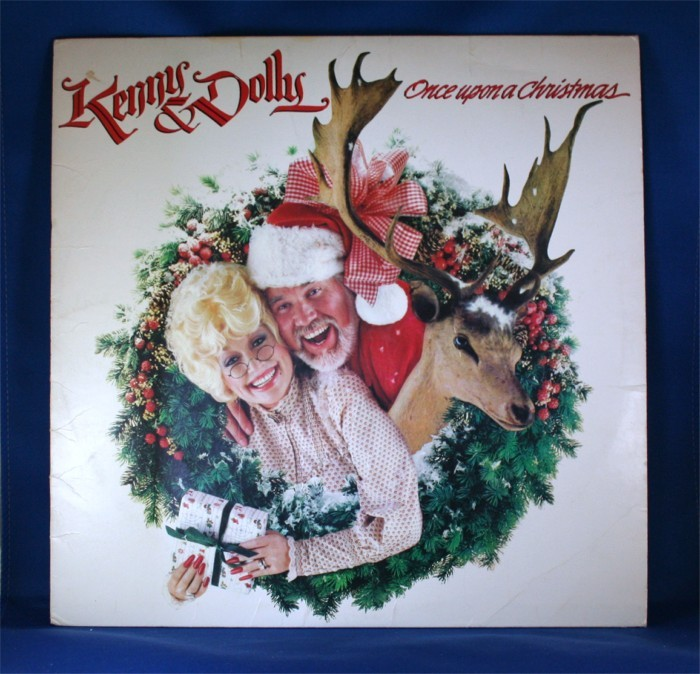 Various Artists - LP Kenny Rogers & Dolly Parton Once Upon A Christmas