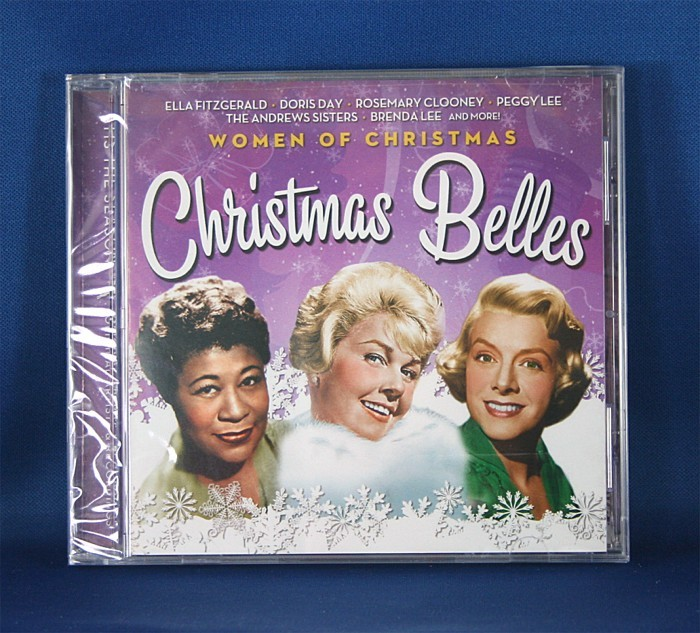"Various Artists - CD ""Christmas Belles"" Women of Christmas"