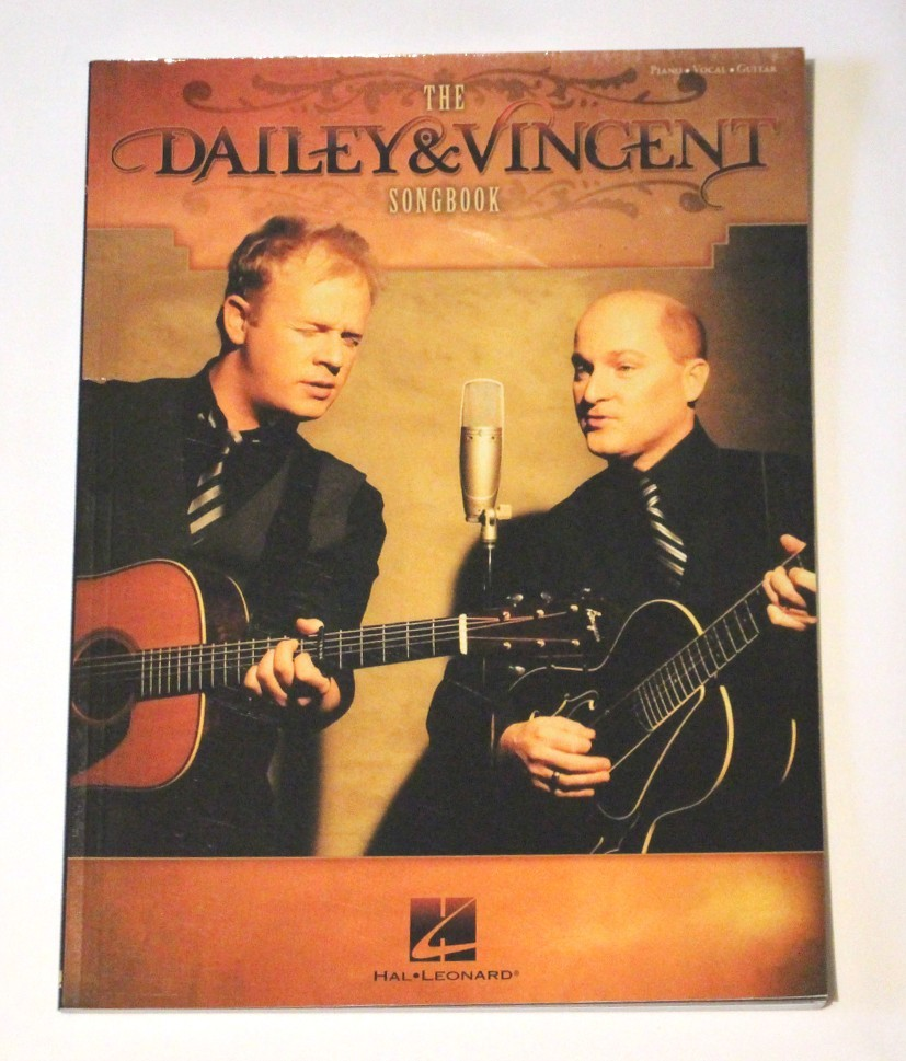 """Dailey & Vincent – songbook """"The Dailey & Vincent Songbook"""""""
