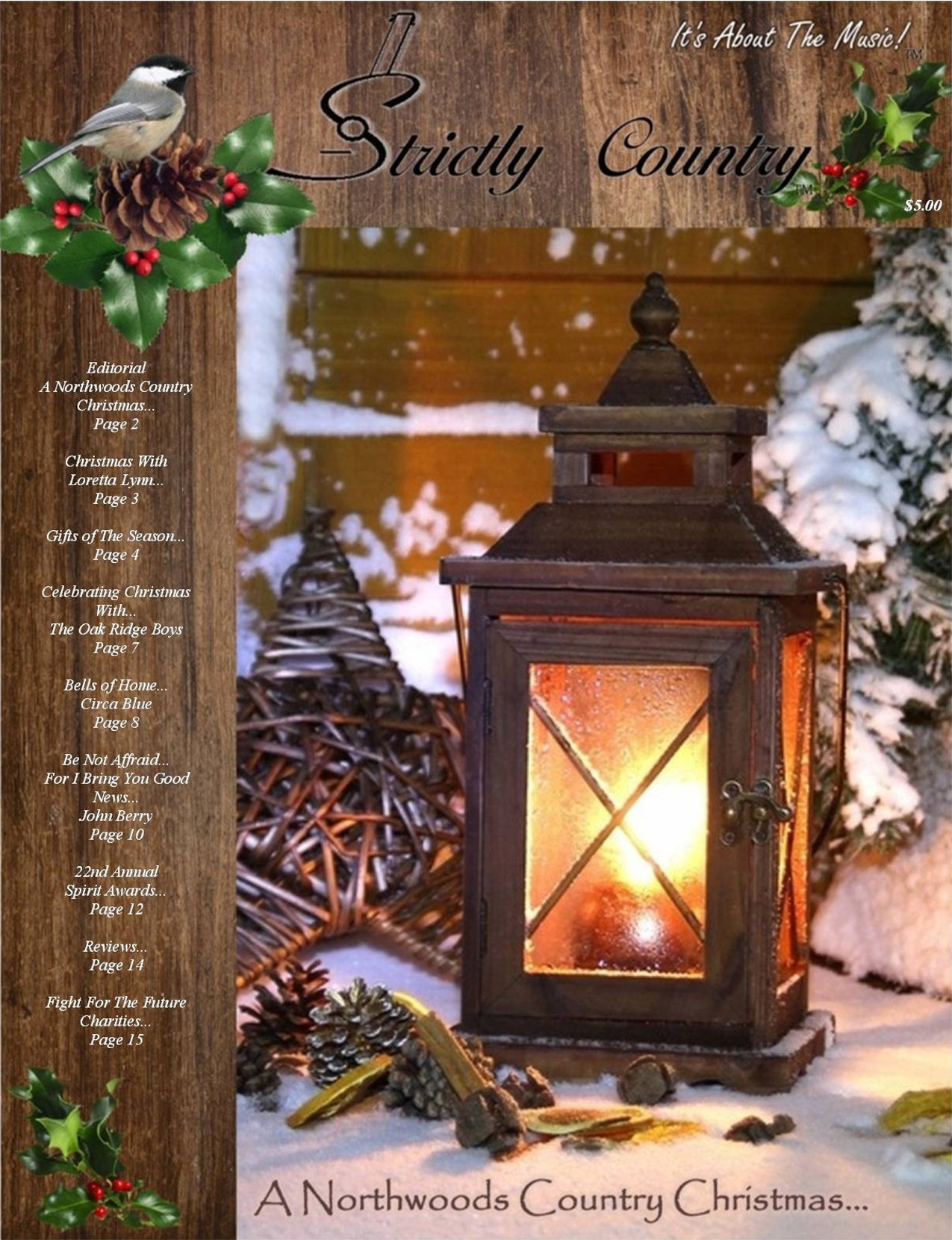 Strictly Country Magazine - Volume 23 Issue 6