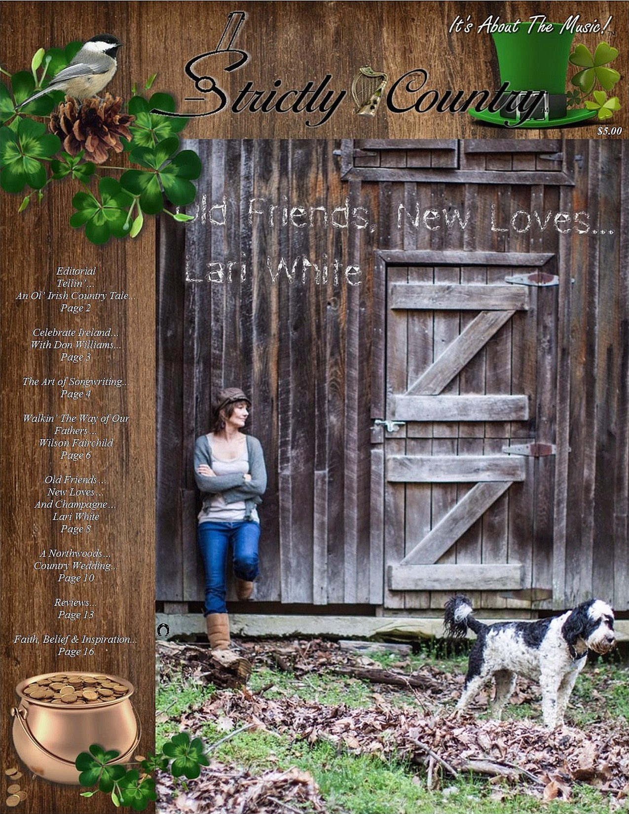 Strictly Country Magazine - Volume 24, Issue 2