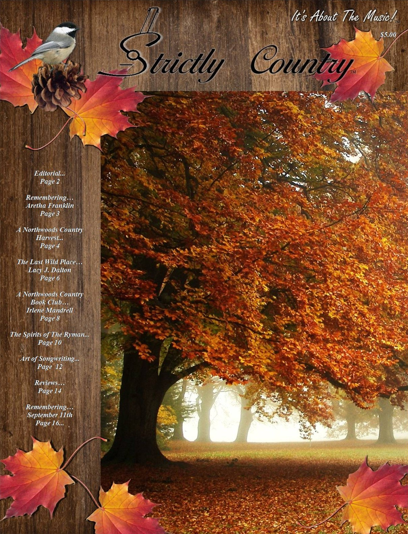 Strictly Country Magazine - Volume 25 Issue 5