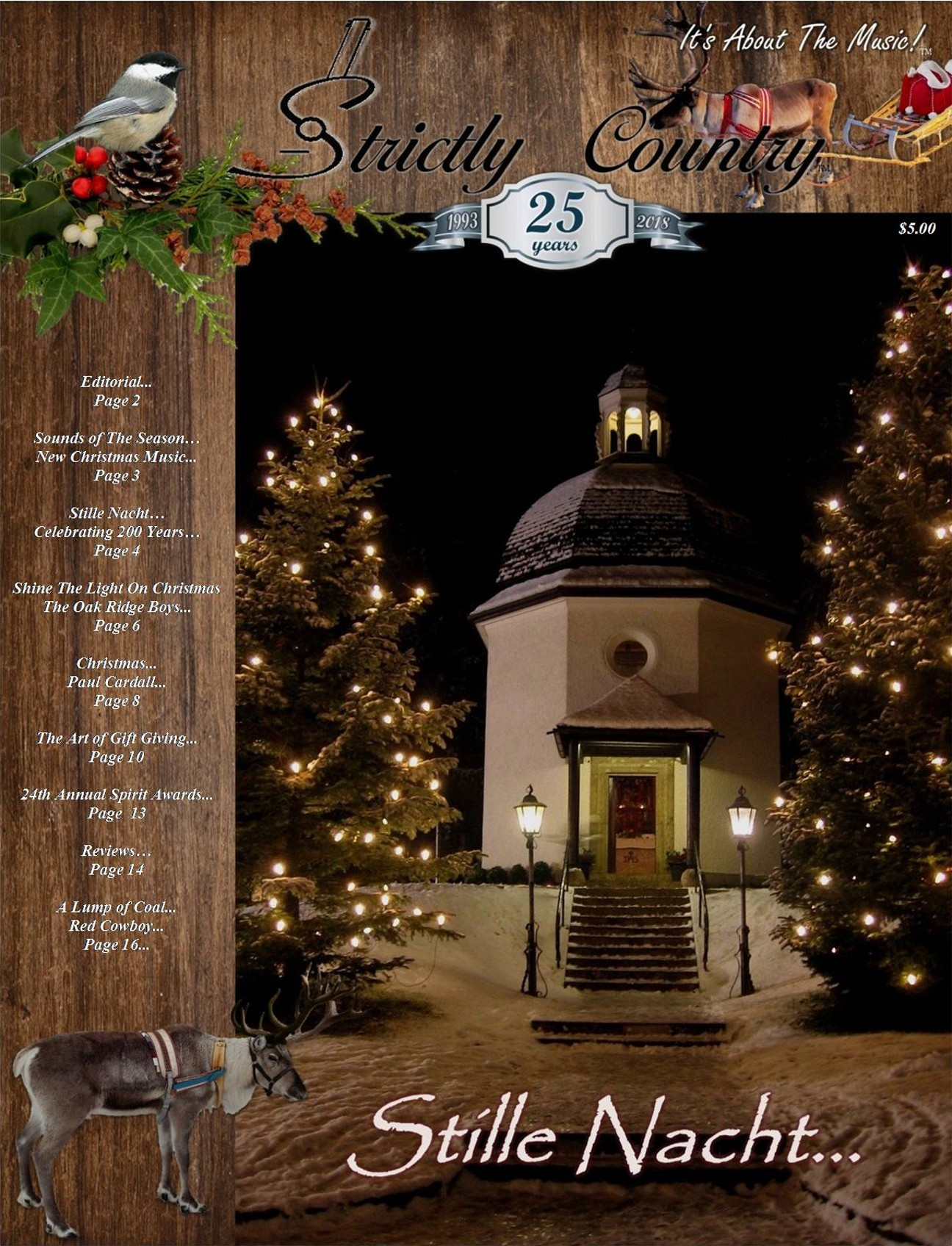 Strictly Country Magazine - Volume 25 Issue 6